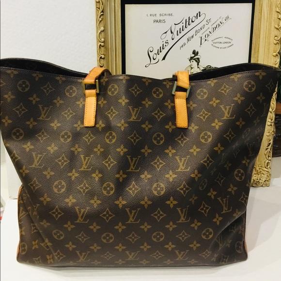 17ab62c9d512 Louis Vuitton Handbags - Louis Vuitton Cabas Alto Monogram Tote